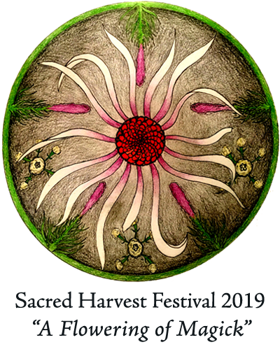 Sacred Harvest Festival 2019, Aug 5 - 11th | Harmony Tribe